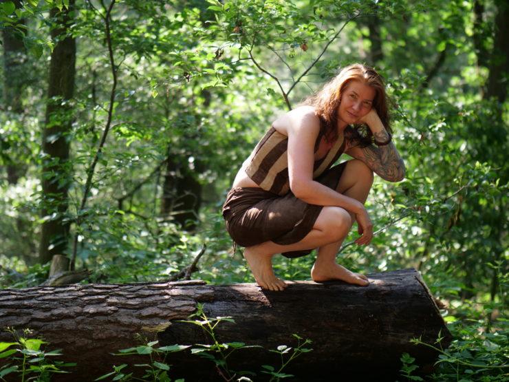 Tantra, Schamanismus, Kunst - Potentialentfaltung in schamanischen Frauenseminare im Wald